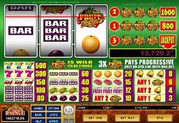 Fruit Fiesta slot - spil online versionen gratis
