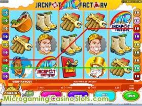 Jackpot Factory Slot