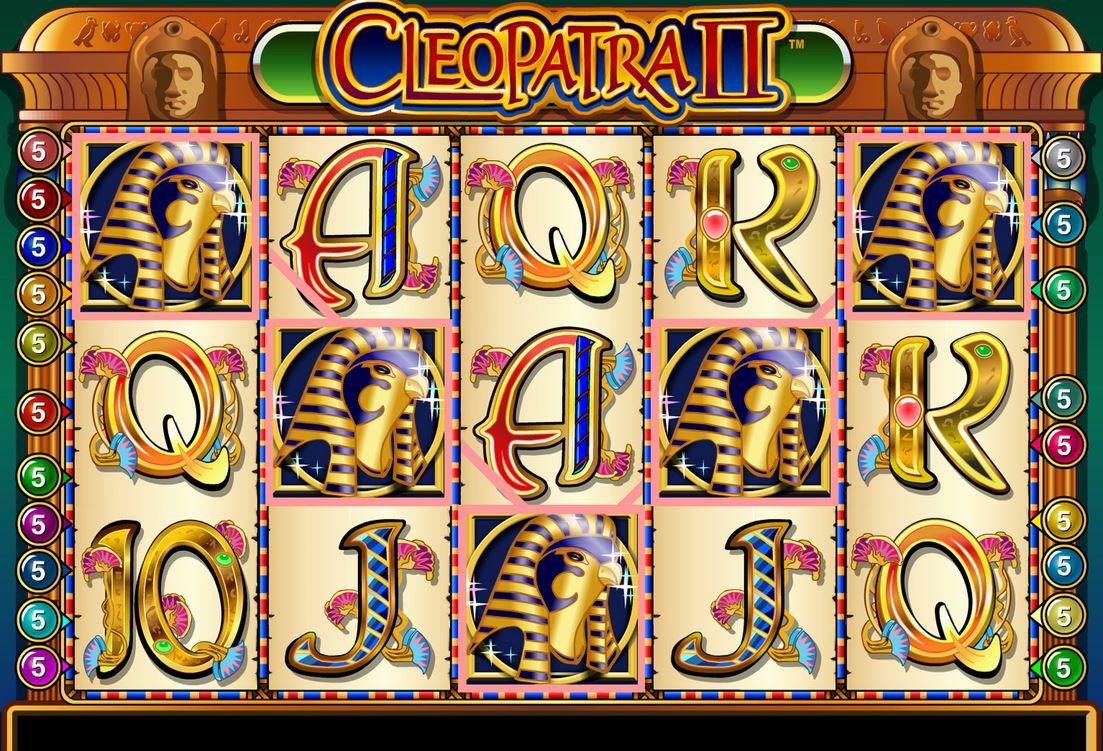 Cleopatra Spiele