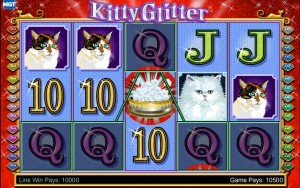 igt kitty glitter spiele