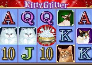 igt kitty glitter spielen