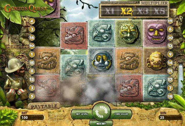 Spiele GonzoS Quest - Video Slots Online