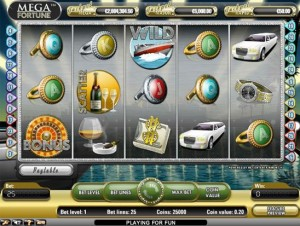 netent mega fortune spielen