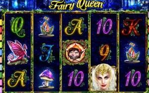 fairy queen spielautomaten