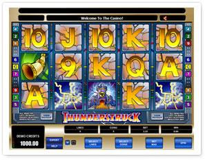 slot casinosoftware