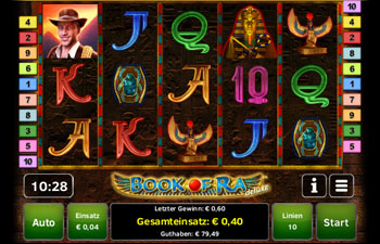 online mobile casino book of ra oyna