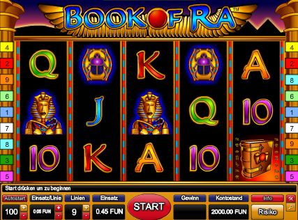 online casino erfahrungen book of raa