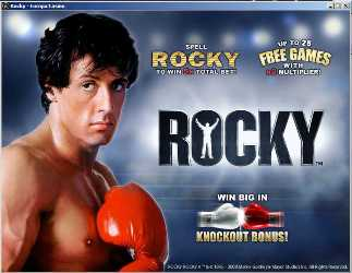 Spiele Rocky - Video Slots Online